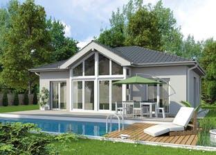 Fertigteilhaus bungalow preise  Einen Bungalow bauen | Preise | Anbieter | Infos
