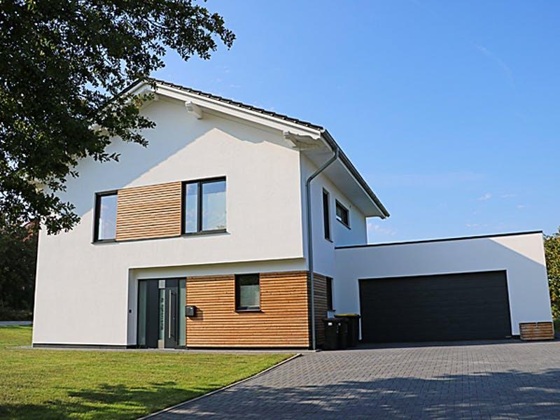 Satteldachhaus von Burdiek Hausbau