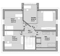 Referenzhaus 2 Grundriss