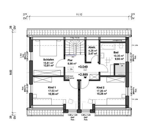 bauen.WIEWIR Chausseestraße 157 Floorplan 2