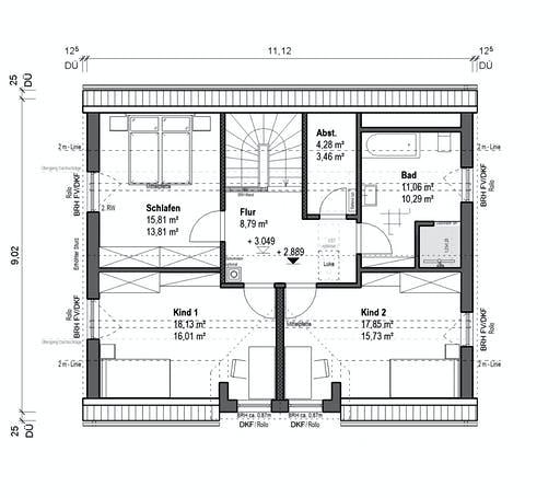 bauen.wiewir - Chausseestrasse 148 Floorplan 2