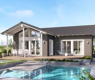Häufig Ein Ferienhaus planen & bauen - Häuser & Infos | Fertighaus.de EN06
