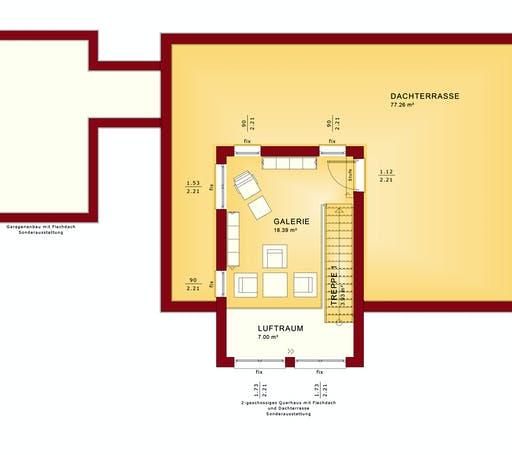 Bien Zenker Ambience 100 V5 Floorplan 2