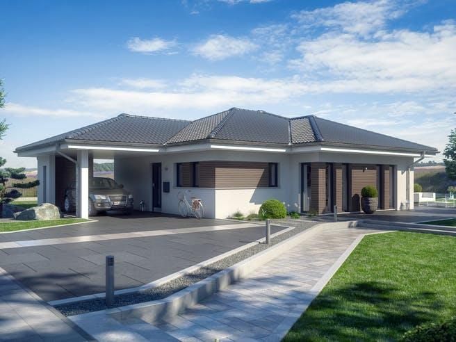 Super Ein kleines Haus planen & bauen - Häuser & Infos | Fertighaus.de BR82