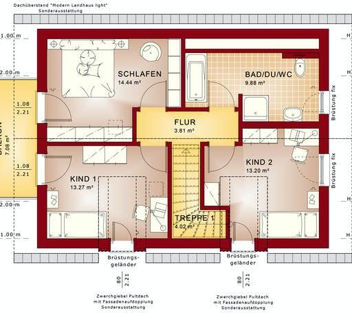 Bien Zenker - EDITION 120 V2 Floorplan 2