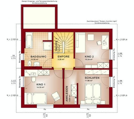 Bien Zenker - EDITION 125 V4 floorplan 2