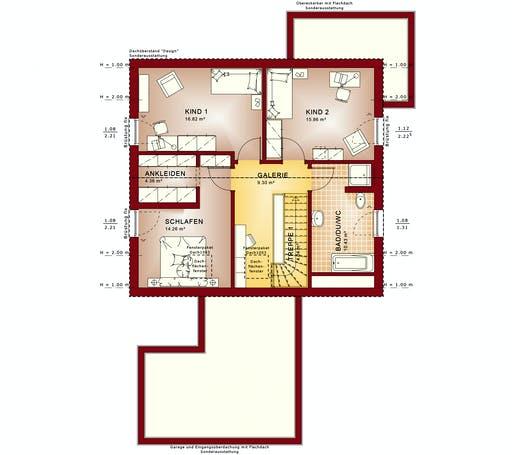 Bien Zenker - Evolution 154 V3 Floorplan 2
