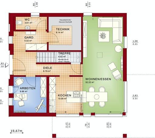 Bien Zenker - Evolution 162 V5 Floorplan 5