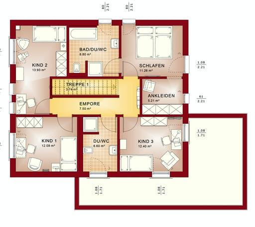 Bien Zenker - Evolution 162 V5 Floorplan 6