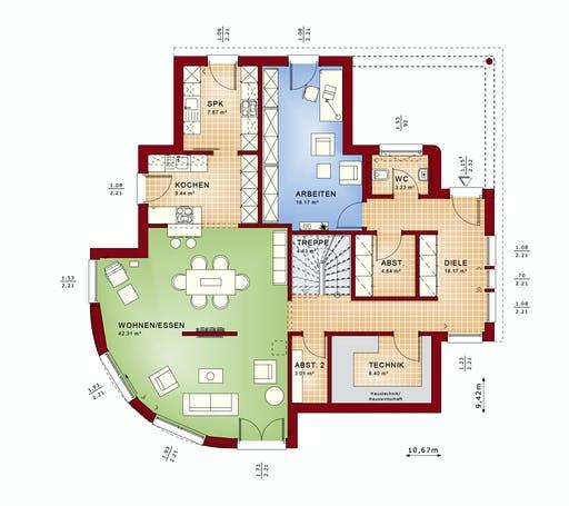Bien Zenker - Evolution 163 V3 Floorplan 5