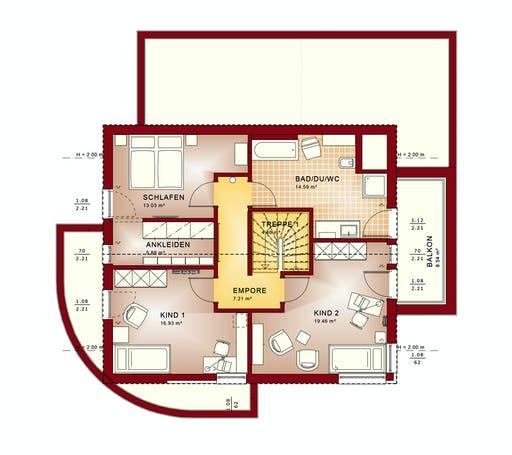 Bien Zenker - Evolution 163 V3 Floorplan 6