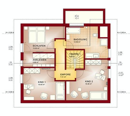 Bien Zenker - Evolution 163 V4 Floorplan 6