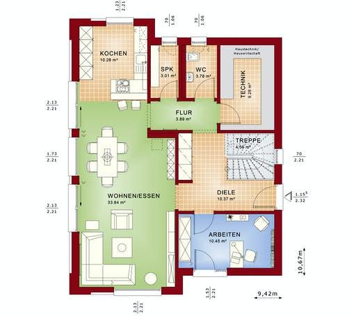 Bien Zenker - Evolution 164 V5 Floorplan 5