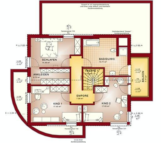 Bien Zenker - Fantastic 163 V6 Floorplan 2