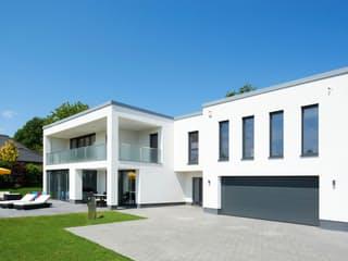 Calando von Büdenbender Hausbau Außenansicht 1