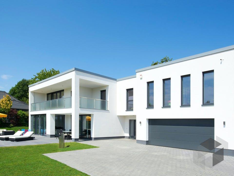 Calando von Büdenbender Hausbau Außenansicht