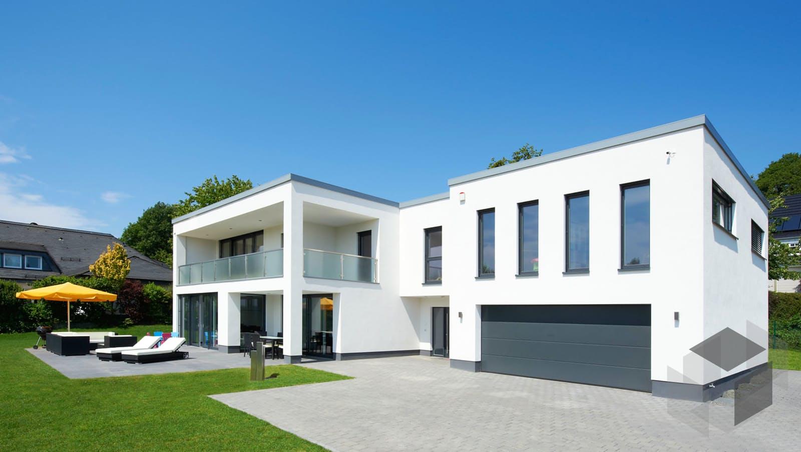 Calando von Büdenbender Hausbau | komplette Datenübersicht ...