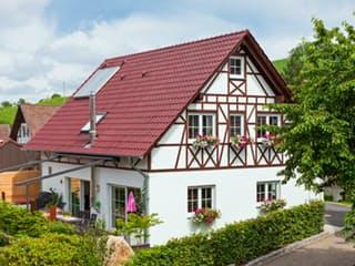 Calore von Büdenbender Hausbau Außenansicht 1