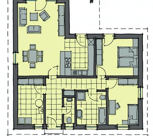 calvados von gussek haus komplette daten bersicht. Black Bedroom Furniture Sets. Home Design Ideas