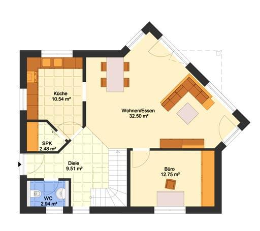 Cantone Floorplan 1