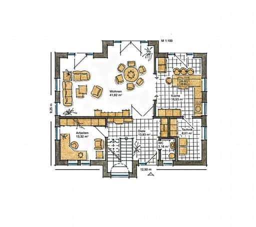 Gussek Haus - Carina EG