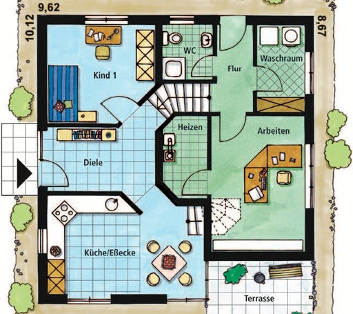 Catania Floorplan 1