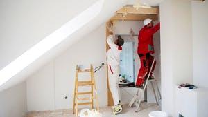Ausbau Heimwerken Sanierung