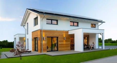 Haustyp Dachform Hausstil