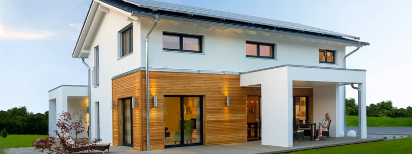 Haustyp, Dachform & Hausstil
