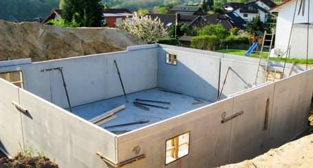 Kategorie Keller oder Bodenplatte