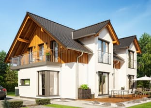 doppelhaus bauen h user preise anbieter infos. Black Bedroom Furniture Sets. Home Design Ideas
