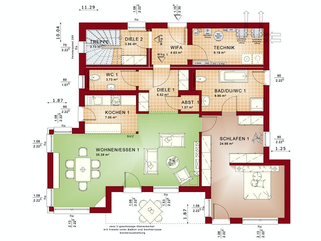 Celebration 275 V5 floor_plans 0