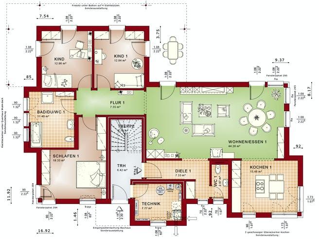 Celebration 282 V5 floor_plans 0