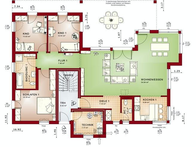 Celebration 282 V7 floor_plans 0