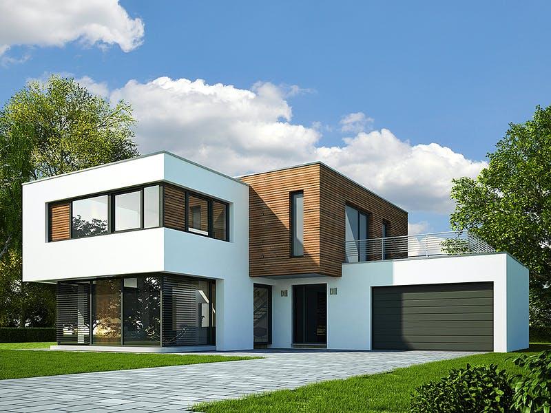 Modernes Haus von Champions Easy Pay