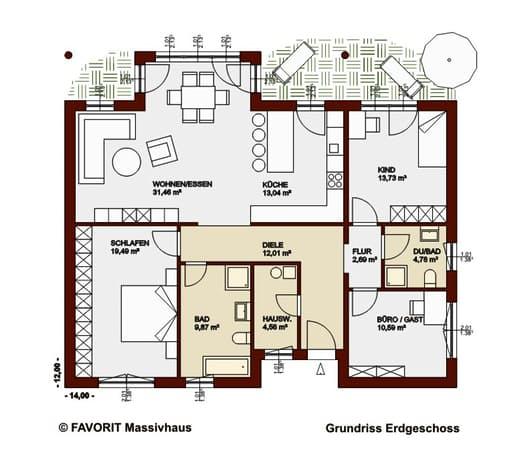 Chalet 122 floor_plans 0