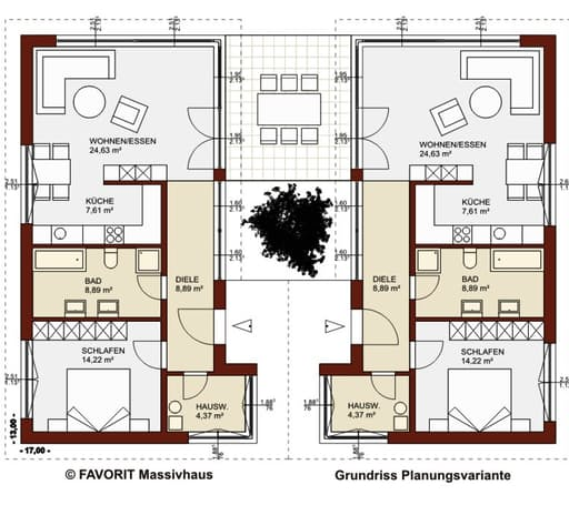 Chalet 153 floor_plans 1