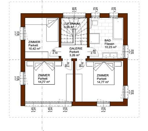 Charm 112 Floorplan 2