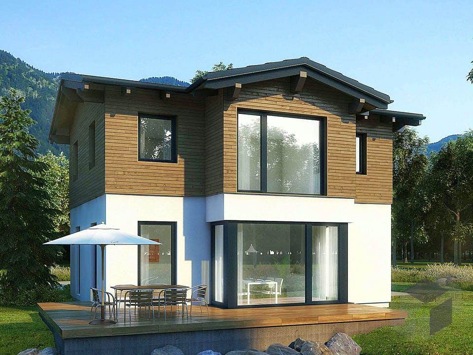 Charme 117 von Rubner Haus - Österreich Außenansicht