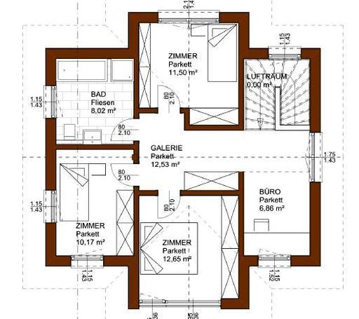 Charm 117 Floorplan 2