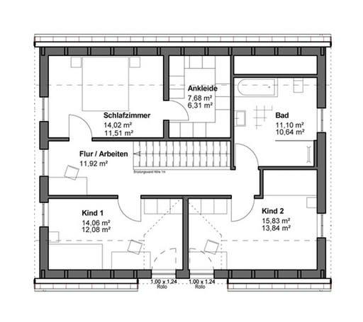 Chausseestraße 157 Floorplan 2
