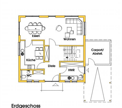 Christine 2 (KfW-Effizienzhaus 55) floor_plans 1