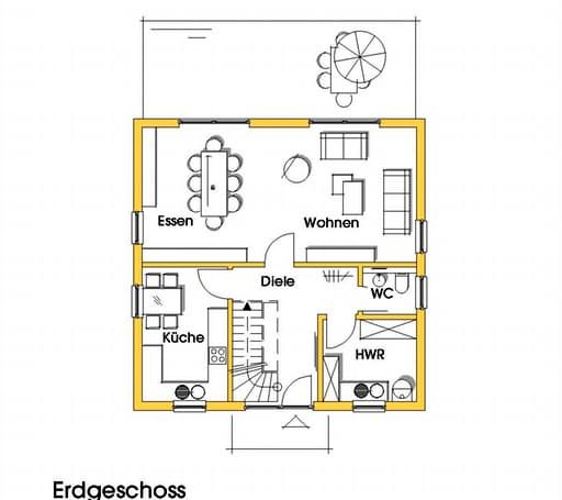 Christine 3 (KfW-Effizienzhaus 55) floor_plans 1