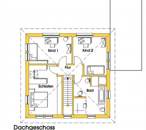Christine 4 (KfW-Effizienzhaus 55) floor_plans 0