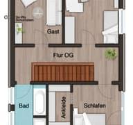 City 136 - Stadtvilla Grundriss
