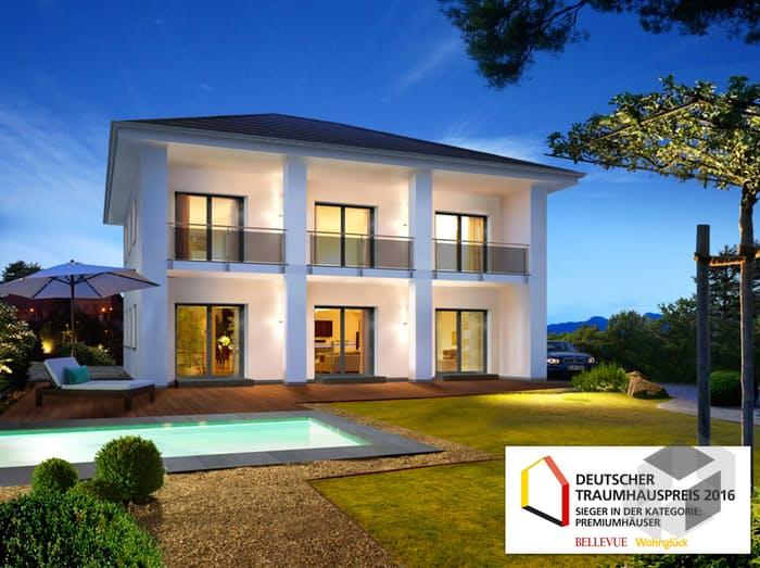 Fertighaus villa modern  City Villa 5 (inactive) von allkauf haus | komplette ...