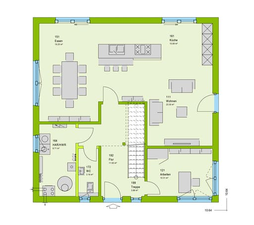 Massa - City 13 Floorplan 1