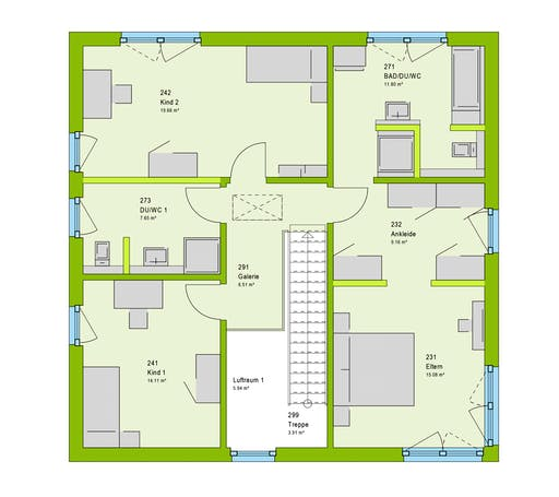 Massa - City 13 Floorplan 2