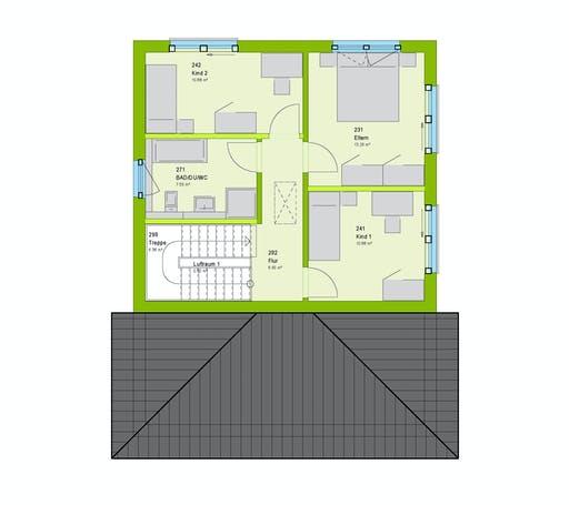 Massa - City 6 Floorplan 2