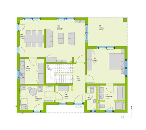 City 7 Floorplan 1
